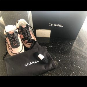 Like new Chanel sneakers